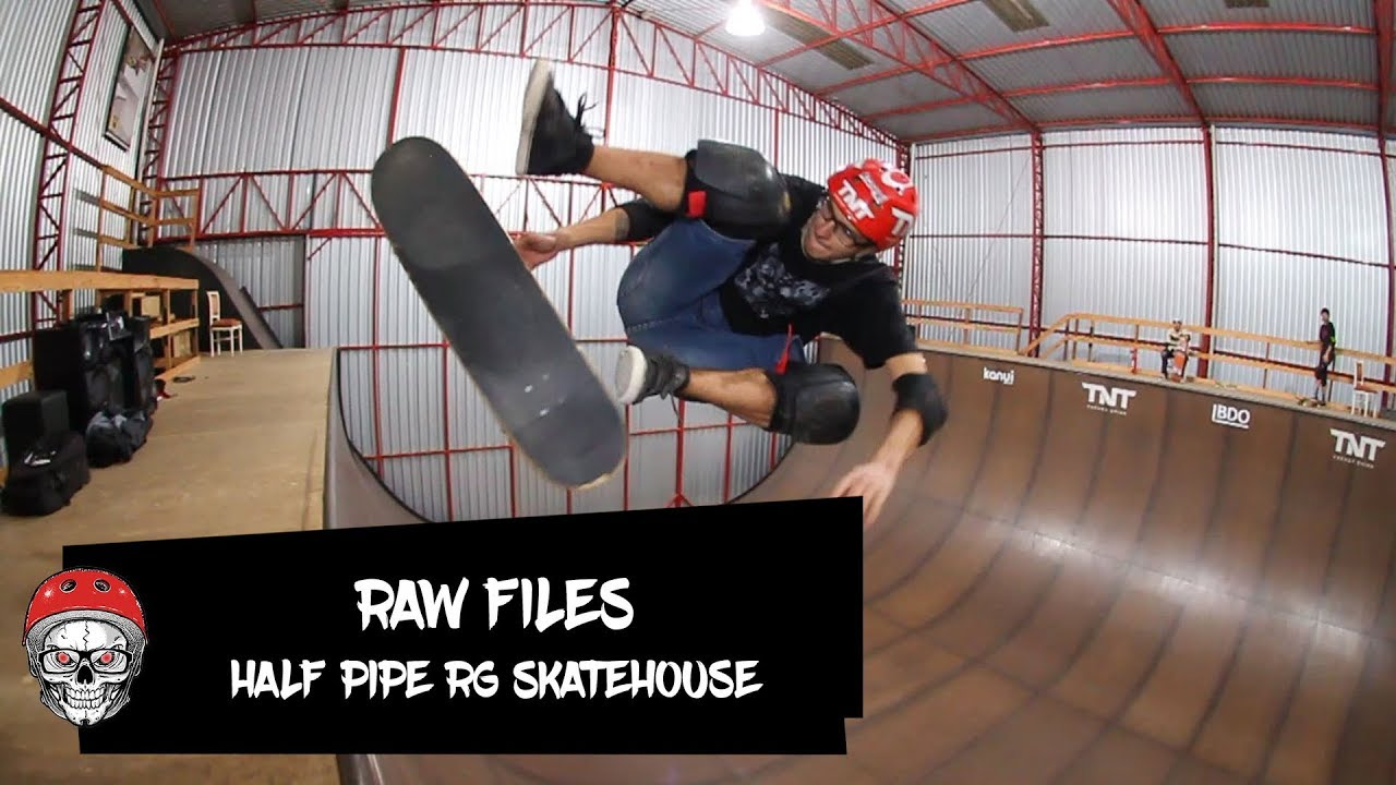 RONY GOMES - Raw Files: RG Skatehouse